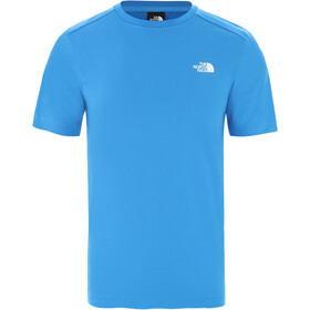 The North Face Lightning S/S Tee Men, clear lake blue